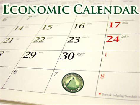 Economic Calendar Economic Calendar For This Week