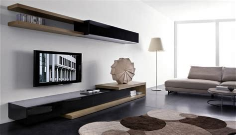 modern living room tv unit designs muebles para tv 50 propuestas creativas y modernas