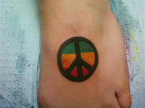 rastafarian tattoos rastafarian peace sign by xx jd xx on deviantart