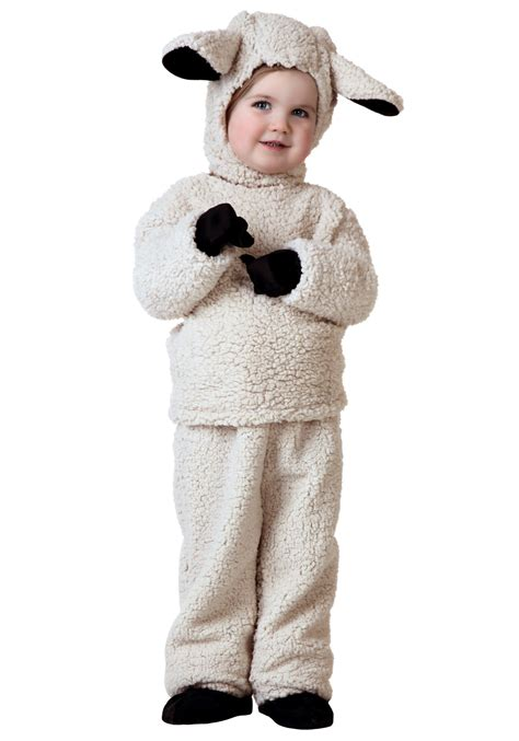 sheep costume toddler sheep costume