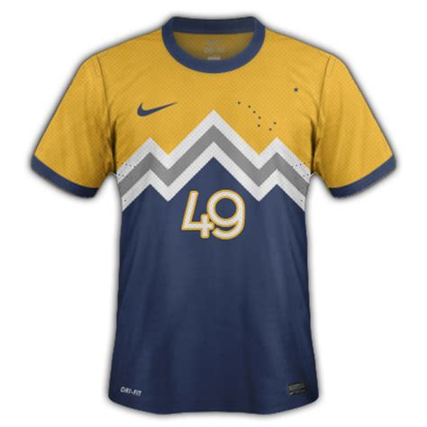 Jersey Ideas Soccer Jersey Designs For All 50 States Soccer