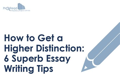 Superb Essay by How To Get A Higher Distinction