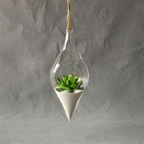Hanging Glass Flower Vase by Hanging Glass Vase Hanging Terrarium Hydroponic Plant