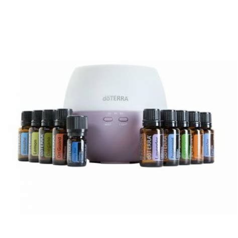 house essentials doterra home essentials kit bliz wellness