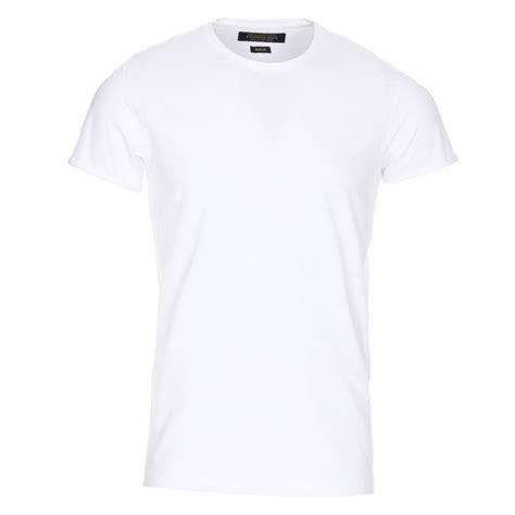 T Shirt S mens plain white crew neck sleeve t shirt