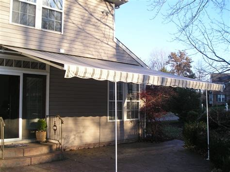 removable awning retractable awning with removable legs traditional