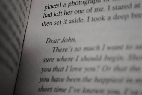 dear up letter from the book dear quotes like success