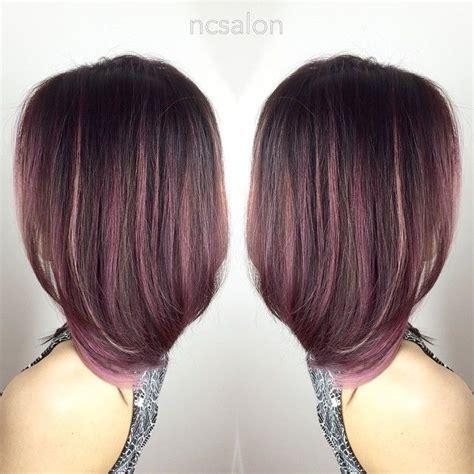 rose gold hair dye dark hair 25 best gold highlights ideas on pinterest hair color