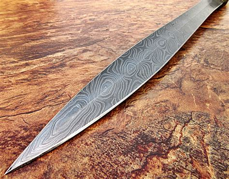 damascus steel sw 315 handmade damascus steel 29 4 inches sword solid