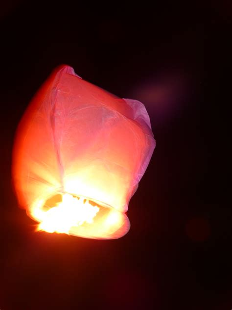 Make Flying Paper Lanterns - news