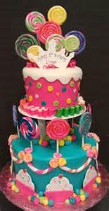 Candyland cake sugar rush party ideas pinterest