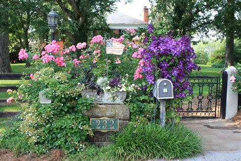 basil becky gardening from the heart mailbox gardens