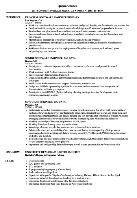senior software engineer resume samples visualcv resume samples