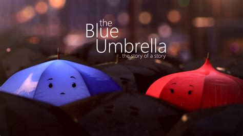 the blue the blue umbrella high quality musical soundtrack pixar