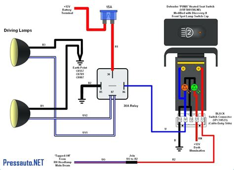 30 Relay Wiring Diagram by 30 5 Pin Relay Wiring Diagram Wiring Library