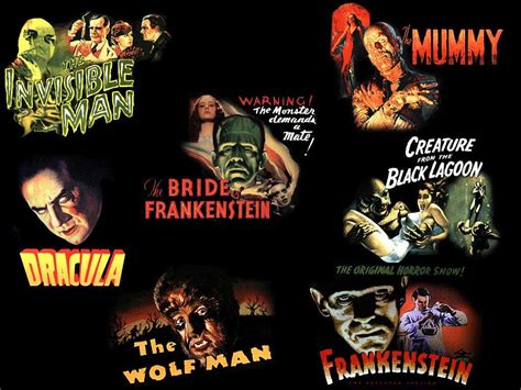 classic monster wallpaper universal relaunching classic monsters and then teaming