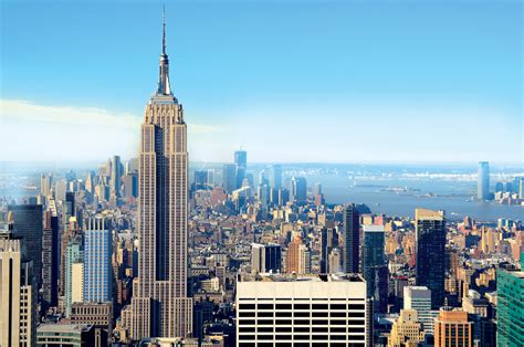Empire State Building New York   Arts et Voyages