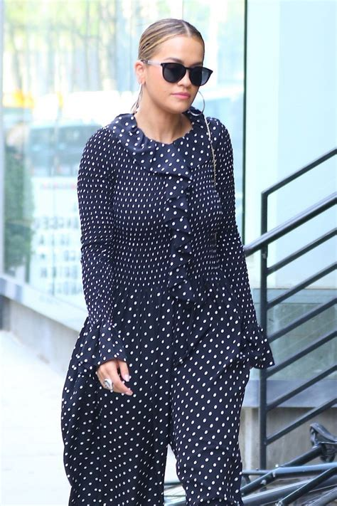 Fashion Critic At Fashion Rocks by Is It A Idea To Rock Polka Dots And Stripes