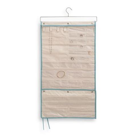 bed bath and beyond jewelry organizer buy jewelry hanging organizer from bed bath beyond