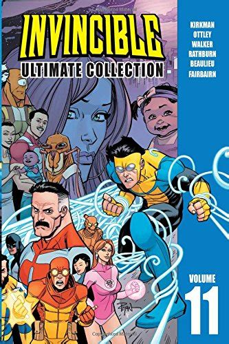 invincible ultimate collection volume 11 import it all