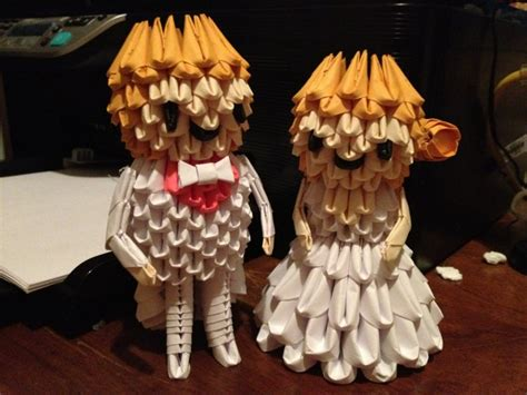 3d Origami And Groom - groom album eduardo 3d origami