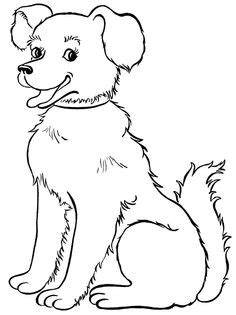 dog images dog coloring page coloring pages