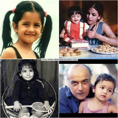 actress and actor in bollywood childhood pics of 10 popular actors actresses of bollywood
