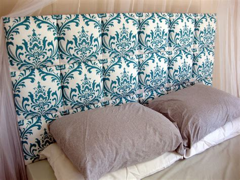 upholstered headboard styles diy fabric easy upholstered diy headboard tutorial reality daydream