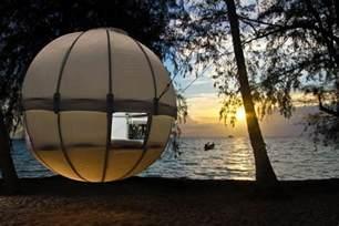 hanging tent luxury life design cocoon tree luxury tent