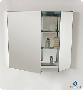 fresca fmc8090 30 quot wide bathroom medicine cabinet w mirrors fresca fmc8090 30 quot wide bathroom medicine cabinet with mirrors