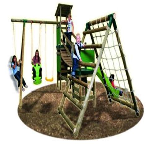 little tikes swing set and slide combo little tikes marlow wooden climb n slide swing set buy