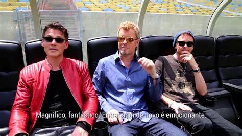 hängematte brasil 2014 12 05 a ha back in rock in brasil 2015