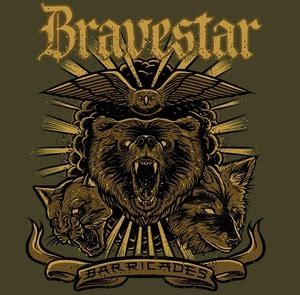 Marked For Records Bravestar Barricades Rucktionmusic