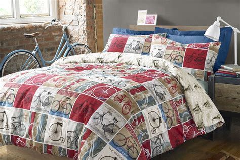 Bicycle Bedding Sets For Him 17 18 Cyclemiles