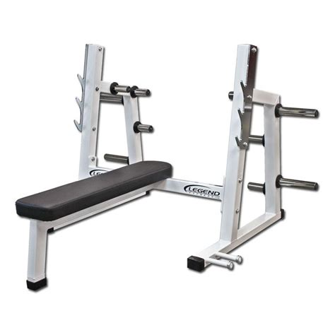 fitness gear pro olympic bench legend fitness pro series olympic flat bench 3240 cff strength equipment cff fit