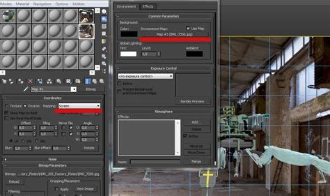 match 3ds max hdri hub perspective plate match in 3ds max 2014 vray