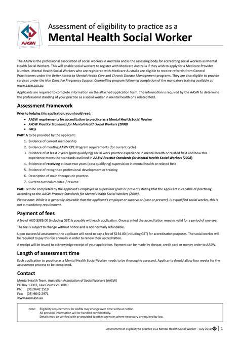 mental health worker resume sample resume cover letter format