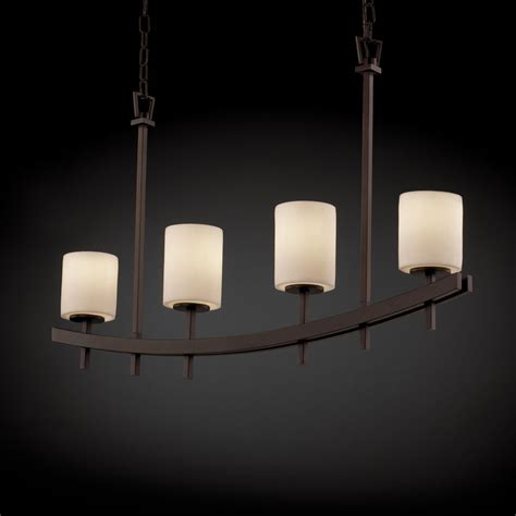 faux candle light fixtures justice design cndl8595 candlearia faux candle 4quot wide
