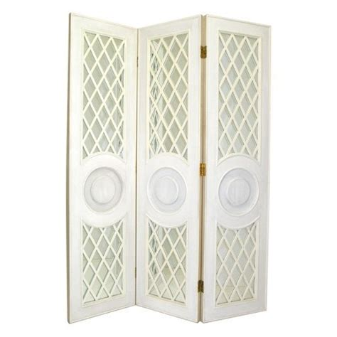 mirror room divider screen wayborn 2354 mirror screen room divider for the home