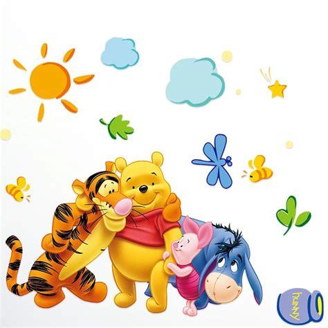 Wandtattoo Für Kinderzimmer Winnie Pooh by Winnie Puuh Wandtattoo Wandsticker Winnie The Pooh Tigger