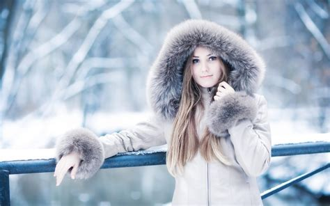 wallpaper cute lady winter girl wallpapers images photos pictures backgrounds