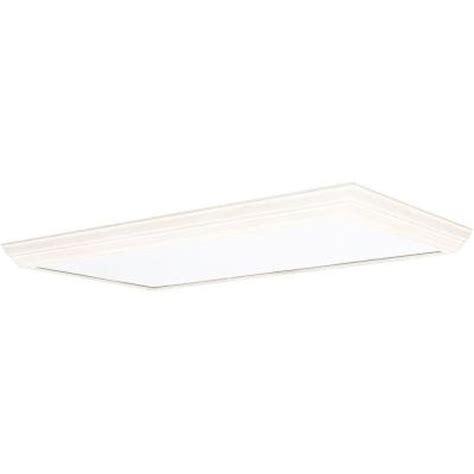 Progress Lighting White Fluorescent Fixture Diffuser P7275 Fluorescent Light Fixture Diffusers