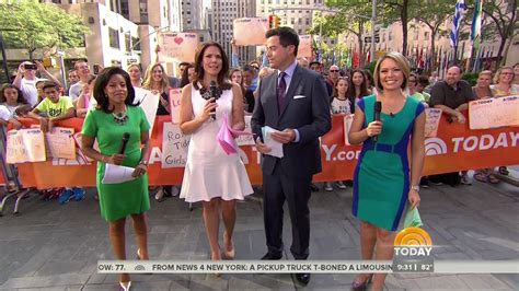 show today nyc newswomen erica hill today show july 19 2015