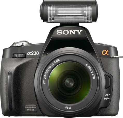 Kamera Dslr Sony A230 sony a230 review labs photoxels