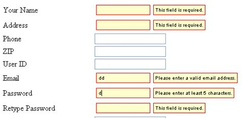 jquery validation tutorial for beginners with exles 30 best jquery tutorials plugins for beginners