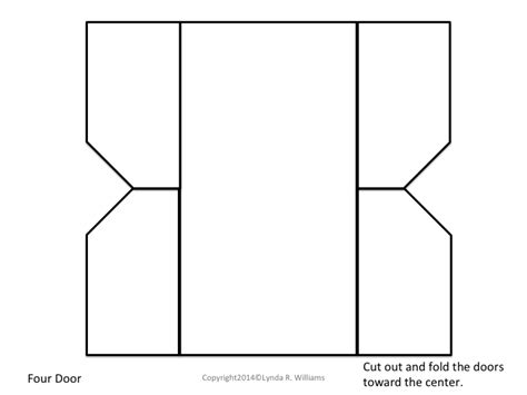 foldable booklet template teaching science with lynda foldable graphic organizers