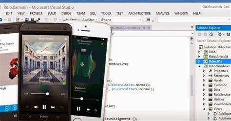 xamarin ipad tutorial xamarin 4 6 6 full build apps ios android with visual