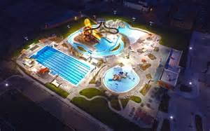 Dodge City Water Park Branch Lagoon Waterpark Waters Edge Aquatic Design