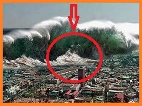 best tsunami footage tsunami in the world largest tsunami