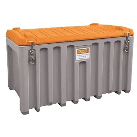 400 litre cembox secure storage box fuel tank shop ltd